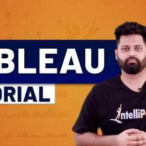 Tableau Cursus    Tableau-zelfstudie    Tableau-training voor beginners    Intellipat