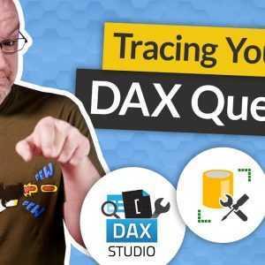 Uw DAX-query's traceren in Power BI