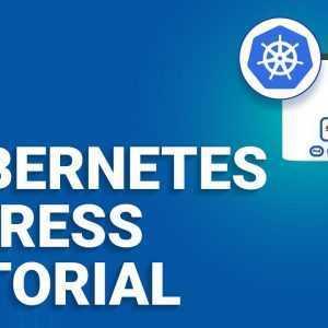 Kubernetes Ingress-zelfstudie |  NGINX Ingress Controller instellen op Kubernetes-cluster |  Edureka