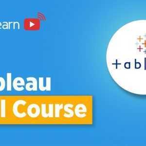 Tableau-training voor beginners |  Tableau Volledige cursus |  Tableau-zelfstudie voor beginners |  Eenvoudig leren